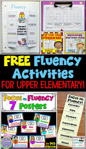 Antonym For Volunteer Focusing On Fluency In The Upper Elementary Classroom Upper