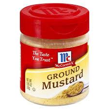ground mustard mccormick ground mustard 0 85 oz walmart