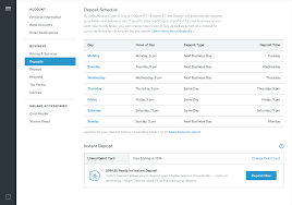 scheduled and instant deposits get paid instantly square