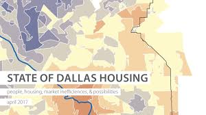 Dallas Neighborhood Map by State Of Dallas Housing 2017 Youtube