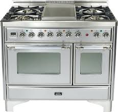 Ge 36 Gas Cooktop Ge Gas Stove With 5 Burners And Griddle Stainless Steel 48 Gas
