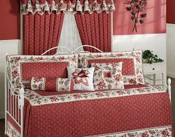 daybed elegant red marburn curtain with beautiful daybed covers