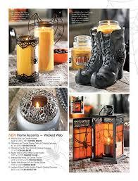 halloween 2015 ecatalog yankee candle company yankee candle