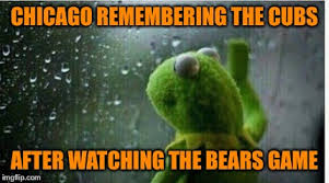 Bears Meme - chicago bears imgflip