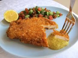 Main Dish Chicken Recipes - israeli style chicken schnitzel tasty kitchen a happy recipe