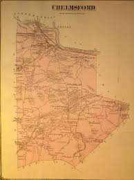 Ma Map Chelmsford Historical Commission Historic Maps Page