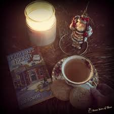 a cup of tea and a cozy mystery 2 cozy cookie recipes options for