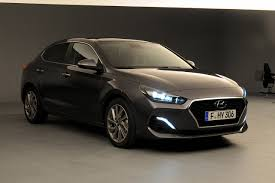 2018 hyundai i30 fastback specs new car rumors and review