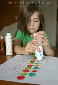 indian corn crafts and activities for kids still playing