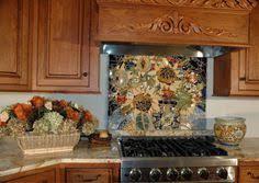 16 wonderful mosaic kitchen backsplashes mosaic kitchen