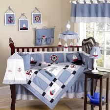 Crib Bedding Collection by Come Sail Away Crib Bedding Collection