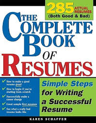 How To Make A Really Good Resume The Complete Book Of Resumes Simple Steps For Writing A Powerful