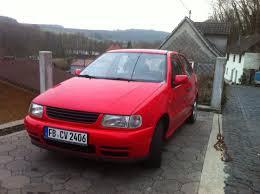 volkswagen hatchback 1995 1995 volkswagen polo 6n
