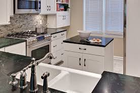 Kitchen With Small Island Wall Mounted Sink Black White Small Island Wall Mounted Cabinet