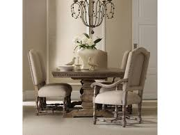 Dining Room Set With Upholstered Chairs by Hooker Furniture Sorella Formal Dining Set With Rectangular Table
