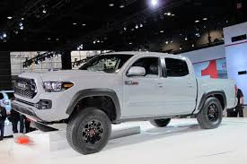 redesign toyota tacoma 2019 toyota tacoma rumors diesel trd pro redesign release price