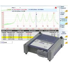 optical spectrum analysis viavi solutions inc