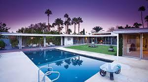modern desert home design palm springs midcentury modern architecture william krisel