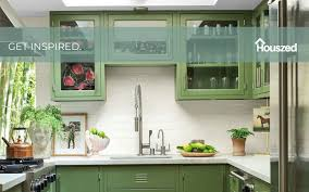 what color goes with green cabinets 15 green kitchen ideas that will make you jealous in 2021