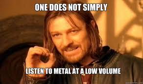 Six Meme - the six memes every rock fan can relate to mosh