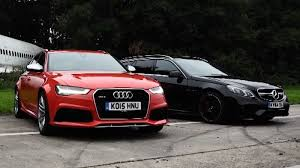 audi s6 review top gear audi rs6 avant and mercedes amg e63 s drag race for top gear