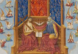 the trinity from saint augustine s city of about 1440 1450 master of