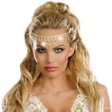 girls golden goddess costume buycostumes com