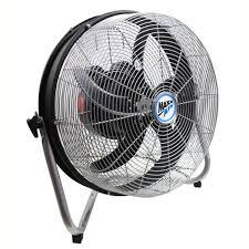 Floor Fan by 18 In Floor Fan With Internal Oscillation