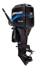 mercury 75 hp sea pro twostroke the boat business