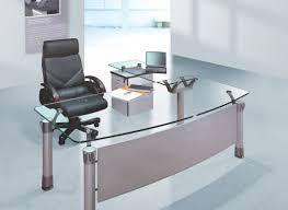 Modern Laptop Desk by Desk Extraordinary Glass Top Office Desk 2017 Design Modern Glass