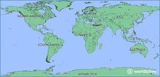 kuwait on a map where is kuwait where is kuwait located in the kuwait