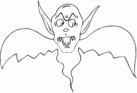 free printable vampire coloring pages kids coloring