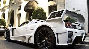 ferrari enzo custom 2010 ferrari enzo mig u1 by gemballa white color rear view