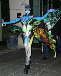 pic heidi klum u0027s halloween costume model dresses up as