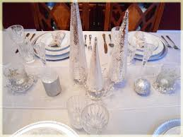 christmas table decorations silver ohio trm furniture