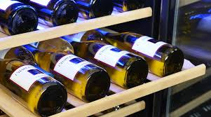 wine racks vs wine coolers