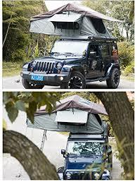 tenda tetto auto generic tenda da sospendere sul tetto dell auto verde 310 170