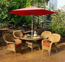 Umbrella Patio Sets Outdoor Furniture With Umbrella Set Outdoor Designs