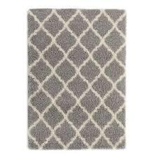 modern u0026 contemporary black shaggy area rugs allmodern