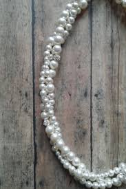 pearl necklace bridal jewelry images Bridal twisted pearl necklace for a sweetheart neckline amanda png
