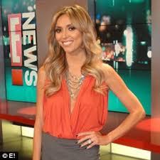 julianna e news short hair maria menounos will replace giuliana rancic as anchor of e news