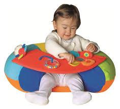 table activité bébé avec siege bawi cale bébé table d eveil doudouplanet