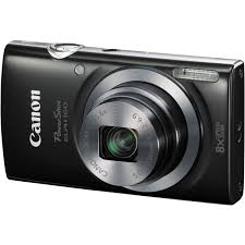 canon powershot elph 160 digital camera black 0134c001 b u0026h