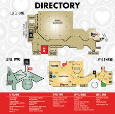Venetian Las Vegas Map by Property Map Plaza Hotel U0026 Casino