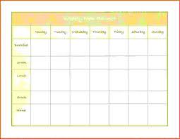 weekly meal planner template meal plan template jpg sponsorship