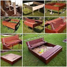 Backyard Sandbox Ideas Top Sandbox Ideas Design Idea And Decorations Backyard