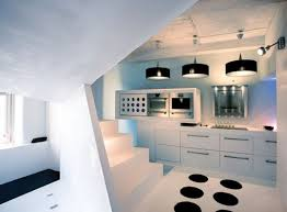 Home Design And Interior Design Gallery Of Beautiful Ultramodern - Modern interior design for small homes