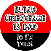 Blind Obedience To Authority Tradcatknight The Question Of Obedience