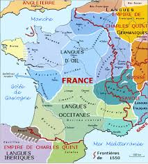Map France by File France Language Map 1550 Jpg Wikimedia Commons