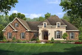 plan 51717hz french country with bonus room and 3 beds bonus